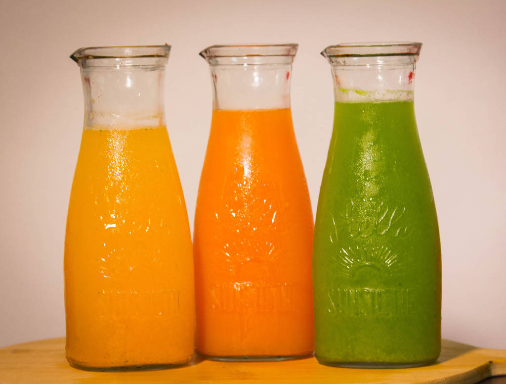 Amega Holistic juices